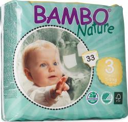 Bambo Nature Babyluier Midi 3 5 9 Kg 33st