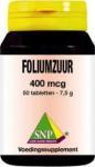 Snp Foliumzuur 400 Mcg