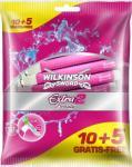 Wilkinson Extra2 Beauty 10 5 Gratis 15st