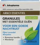 Arkopharma Granules Voor Een Goede Nachtrust