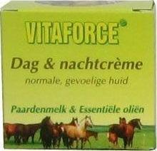 Vitaforce Paardenmelk Dag Nachtcreme