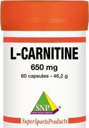 Snp L-carnitine 650 Mg Puur Capsules