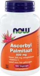 Now Ascorbyl Palmitaat 500 Mg