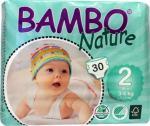 Bambo Babyluiers Mini 2 3-6 Kg 30st