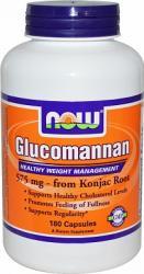 Now Glucomannan 575 Mg 180ca