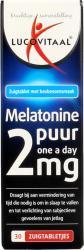 Lucovitaal Melatonine Puur One A Day 2 Mg