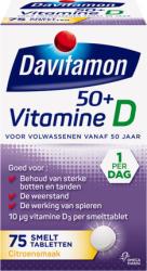 Davitamon D 50 Smelttablet