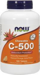 Now C-500 Kauwtabletten Sinaasappelsmaak