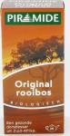 Piramide Biologische Rooibos Thee Naturel 20 Zakjes