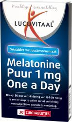 Lucovitaal Melatonine 1 Mg