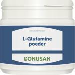 Bonusan L-glutamine Poeder