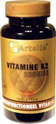 Artelle Vitamine K2 200 Mcg