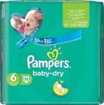 Pampers Baby Dry Luiers Maat 6 33 Stuks