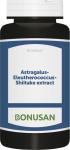 Bonusan Astragalus Eleutherococcus Shiitake Extract Capsules