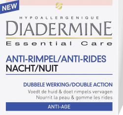 Diadermine Anti-rimpel Nachtcreme