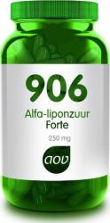Aov 906 Alfa-liponzuur Forte 250 Mg