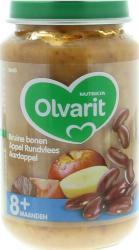 Olvarit Bruine Bonen Appel Rundvlees Aardappel 8m00
