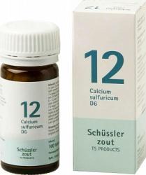 Pfluger Calcium Sulfuricum 12 D6 Schussler