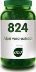 Aov 824 Aloe Vera Extract 450mg Capsules