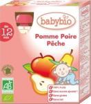 Babybio Knijpfruit Appel Peer Perzik