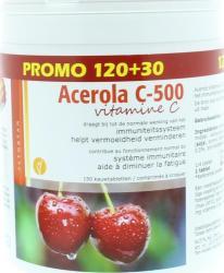 Fytostar Acerola Vitamine C 500 Kauw