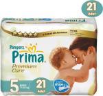 Pampers Premium Care Baby Luiers Maat 5 21 Stuks