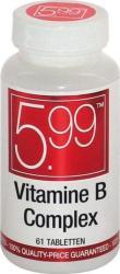 5.99 Vitamine B Complex
