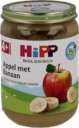 Hipp 4 Maaltijd Appel Banaan