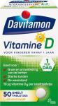 Davitamon Vitamine D Kind Smelttabletten 50 Stuks