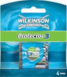 Wilkinson Protector 3 Scheermesjes 4st