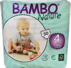 Bambo Maxi Maat-4 30-luiers