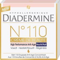 Diadermine Anti-age Nachtcreme No 110 De La Beaute 50ml
