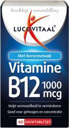 Lucovitaal Vitamine B12 1000 Mcg