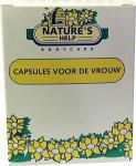 Natural Sales Capsules Voor De Vrouw 60ca