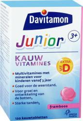 Davitamon Junior Kauwtabletten Framboos Bestekoop