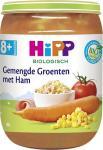 Hipp Bio 8 Gemende Groenten Met Ham