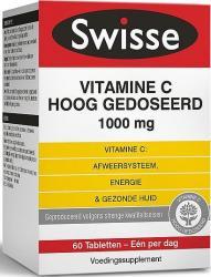 Swisse Vitamine C Hoog Gedoseerd