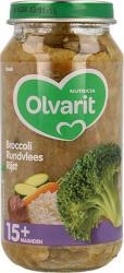 Olvarit Broccoli Rundvlees Rijst 15m05 250g