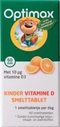 Optimax Kinder Natuurlijk Vitamine D Smelttablet