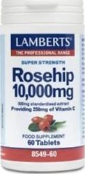Lamberts Rozenbottel 10.000mgl8549-60 Groter Dan Tabletten