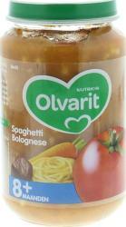 Olvarit 8m10 Spaghetti Bolognese