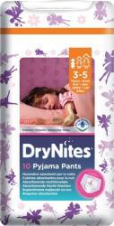 Huggies Drynites Girl Sm 3-5 Jaar 10-luiers