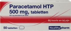 Healthypharm Paracetamol Htp 500 Mg