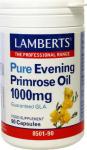 Lamberts Teunisbloemolie 1000 Mg Pure Evening Primrose