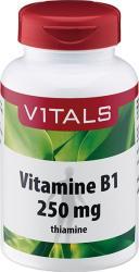 Vitals Vitamine B1 Thiamine 250 Mg