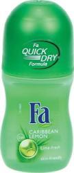 Fa Deodorant Roller Caribbean Lemon 50ml
