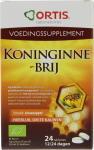 Ortis Energiemetabolisme Bio Koninginnebrij Kauwtabletten Sinaasappelsmaak 24tabl
