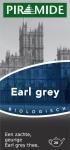 Piramide Earl Grey Thee Eko 20st