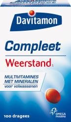 Davitamon Compleet Weerstand