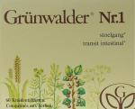 Grunwalder Nr 1 Natuurlijke Stoelgang